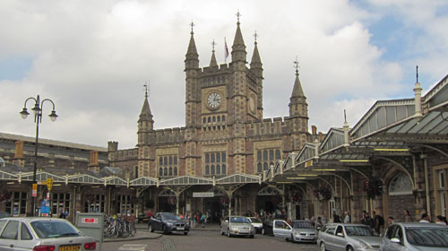 Bristol Temple Meads Station by Phil Marsh