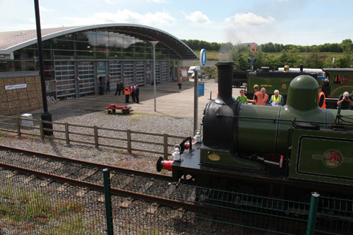 Shildon Locomotion by Phil Marsh