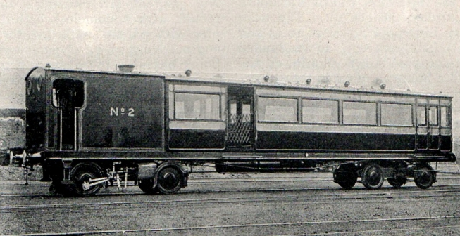 1904 london south western railway steam railcar phil marsh collection