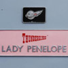 The nameplate of Virgin Thunderbird No. 57307. By Paul Bickerdyke