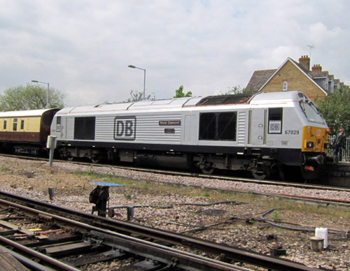 Diamond Jubilee 67029. By Phil Marsh