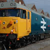 thumb Preserved Class 50 No. 50026 'Indomitable'. By Paul Bickerdyke