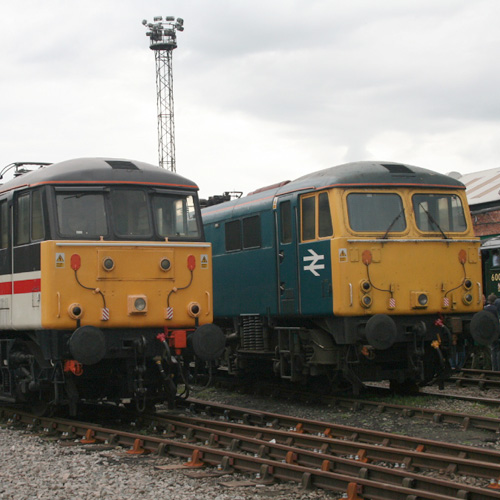Class 86 and Class 87 Electric