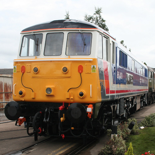 Class 86 Electric