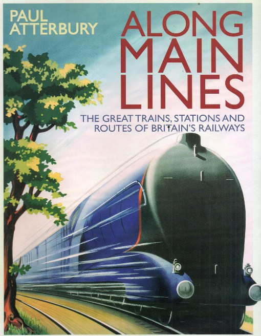 Cover of Along Main Lines
