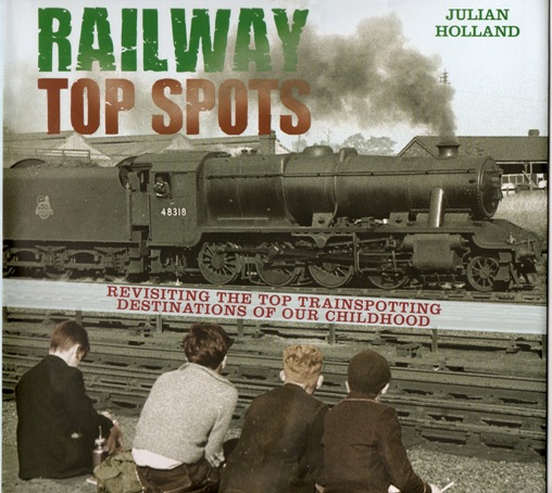 Cover of Railway Top Spots