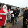 Northampton Ironstone Railway Santa courtesy of Phil Marsh