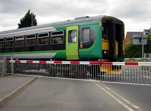 21st Century Crossing at Woburn courtesy of Phil Marsh