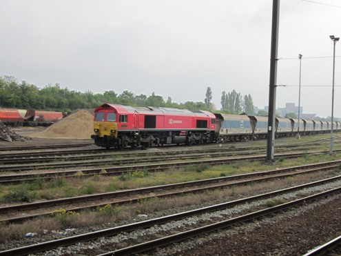 db schenker yard at Acton courtesy of Phil Marsh