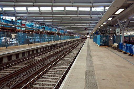Blackfriars New Platforms courtesy of Phil Marsh
