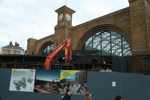 Transforming Kings Cross courtesy of Phil Marsh