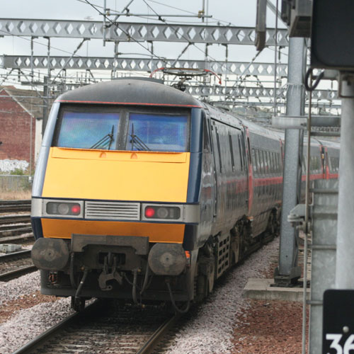 british rail class 91 electric locomotive rail co uk image 1
