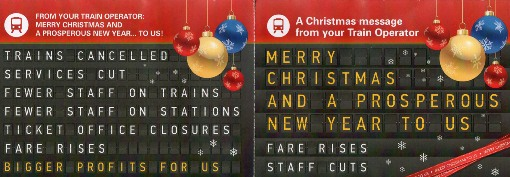 RMT Christmas Card Claims courtesy of Phil Marsh