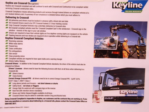 The Cost of Safety Keyline Safety Qualifications coutesy of Phil Marsh