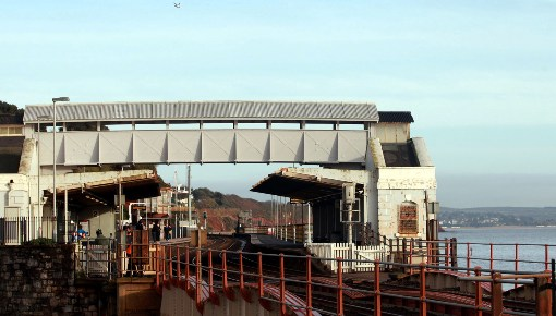 Dawlish Footbridge courtesy of First Great Western