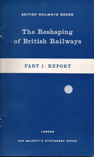 Beeching cover courtesy of Phil Marsh