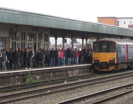 Great Western Crowds courtesy of Phil Marsh