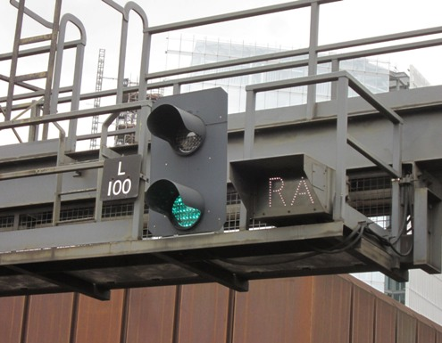 8 Green light for London Bridge resignalling courtesy or Phil Marsh