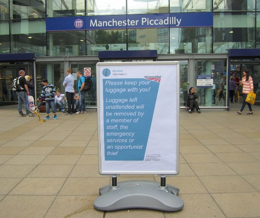 Manchester Piccadilly courtesy of Phil Marsh