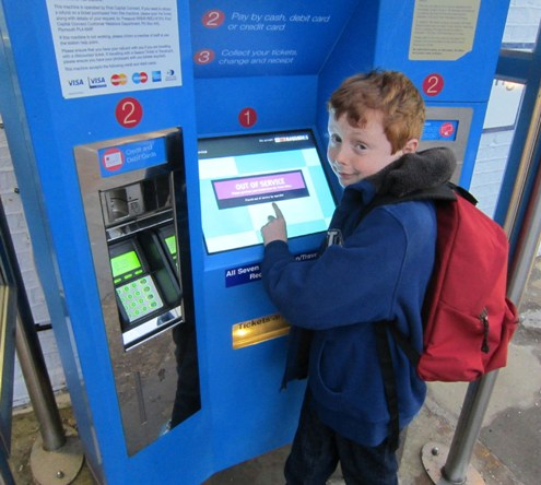 1 baldock ticket machine out of order courtesy of Phil Marsh