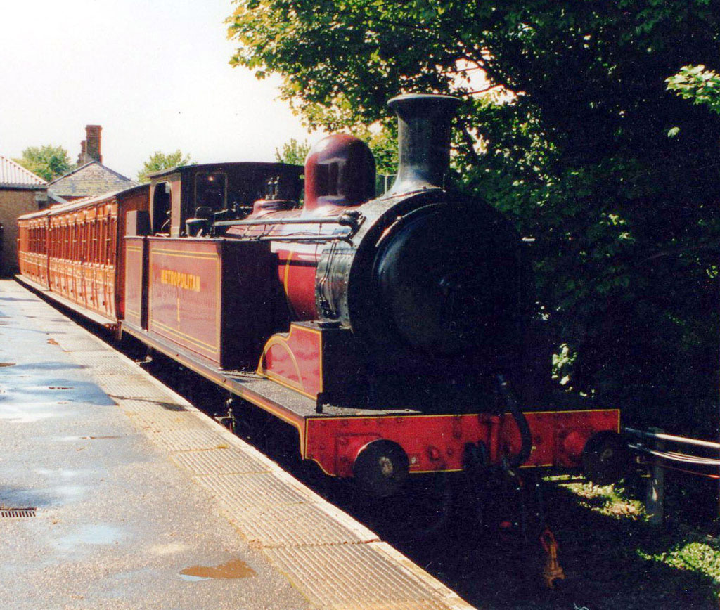 Met 1at Rickmansworth in May 2000 by phil marsh