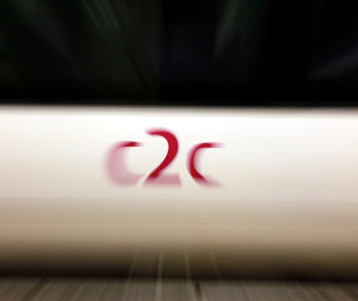 C2C Logo courtesy of Phil Marsh