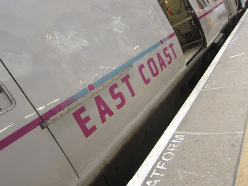 East Coast Trains courtesy of Phil Marsh