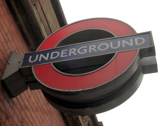 5 Kings Cross Underground Sign courtesy of Phil Marsh