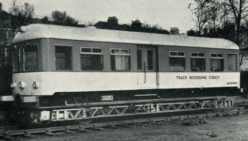 1959 track modern recording coach. Courtesy of Phil Marsh collection