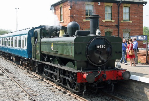 GWR Pannier courtesy of Cliff Thomas