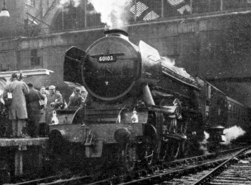 7) 1963 60103 Scotsman. Courtesy of the Phil Marsh Collection.