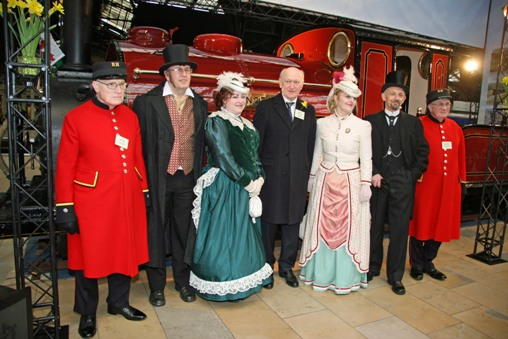 Princess at Paddington_Victorian Dress_Courtesy of Cliff Thomas