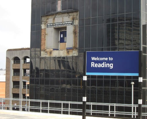 4) Reading old entrance revealed. Courtesy of Phil Marsh