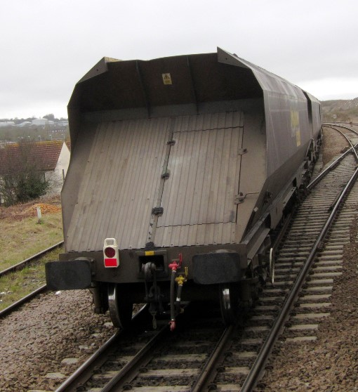 2013 coal train. Courtesy of Phil Marsh