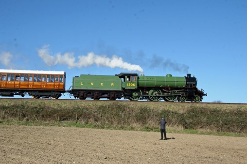 1306 at NNR. Courtesy of Cliff Thomas