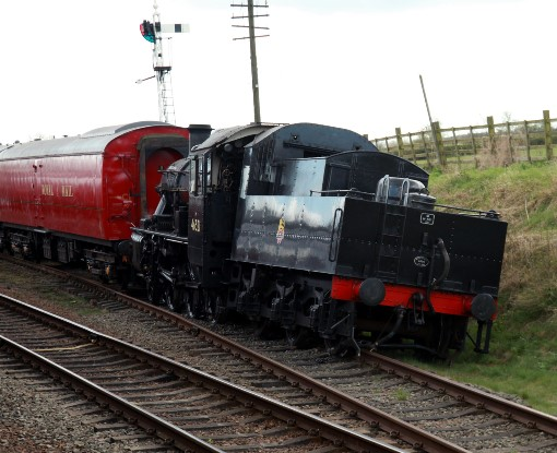 GCR 46521 Derailed. Courtesy of Phil Marsh