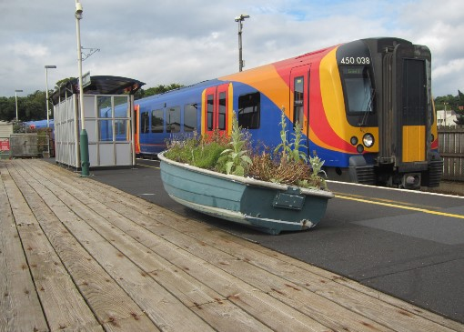 1-Lymington-Pier-station. Courtesy of Phil-Marsh