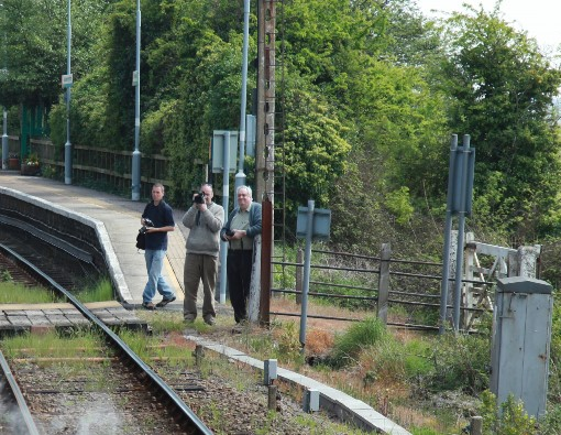 2 Footpath crossing misuse at somerleyton. Courtesy of Phil Marsh