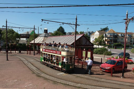 7 seaton tram station. Courtesy of Phil Marsh