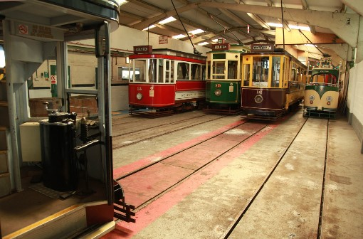 9 seaton tram depot by Phil Marsh