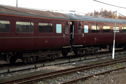 3 dbs Tourist Second Open mark 2 carriage 5922 for sale by Phil Marsh