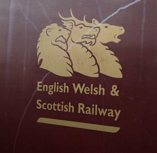 7 mark 2 carriage EWS logo by Phil Marsh