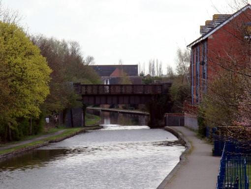3) Loughborough canal area works required. Courtesy of Phil Marsh