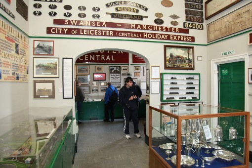 4) Loughborough museum. Courtesy of Phil Marsh