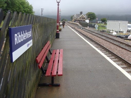 2. Ribblehead station by Phil Marsh