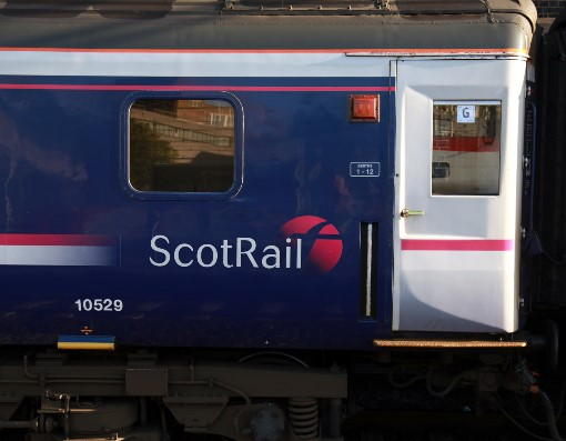 8 Scotrail sleeper service. Courtesy of Phil Marsh
