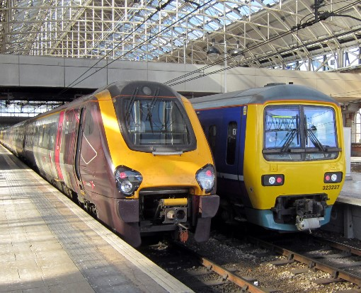 9 Cross Country and Northern trainservices. Courtesy of Phil Marsh