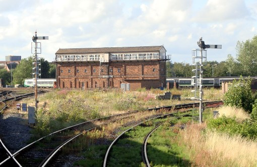 Signals down for shrewsbury services by Phil Marsh