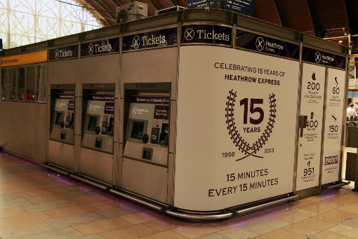 15 years 15 mins every 15 mins by Phil Marsh