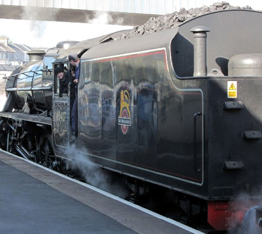 45407 in 2012 by Phil Marsh